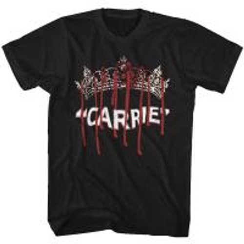 Carrie-Queen Carrie 100% Cotton High Quality Pre Shrunk Machine Washable T Shirt