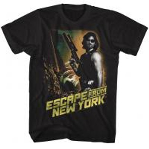 Escape of New York 100% Cotton High Quality Pre Shrunk Machine Washable T Shirt