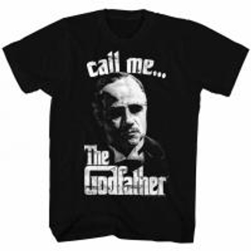 The Godfather-Pixelis 100% Cotton High Quality Pre Shrunk Machine Washable T Shirt