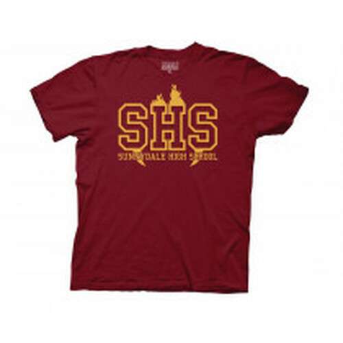 Buffy the vampire slayer-Sunnydale High 100% Cotton High Quality Pre Shrunk Machine Washable T Shirt