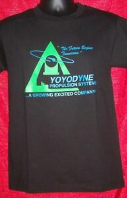 Buckaroo Banzai Yoyodyne Logo Adult Unisex T-Shirt - Available in Sm to 2x 100% Cotton High Quality Pre Shrunk Machine Washable T Shirt