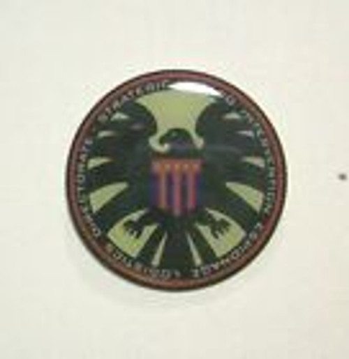 Marvel Comics Agents of S.H.I.E.L.D Logo Enamel Pin