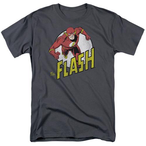 Flash-Run flash run 100% Cotton High Quality Pre Shrunk Machine Washable T Shirt