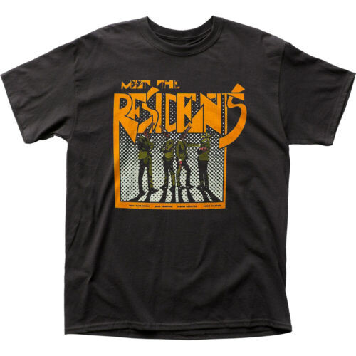 """The Residents """"Meet the Residents"""" Mens Unisex T-Shirt -Available in Sm to 2x 100% cotton high quality pre shrunk machine washable t-shirt"""