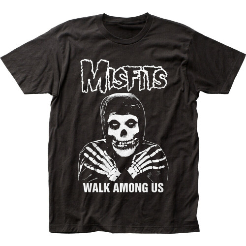 """the MISFITS """"Walk Among Us"""" Mens Unisex T-Shirt - Available in Sm to 2x 100% cotton high quality pre shrunk machine washable t-shirt"""