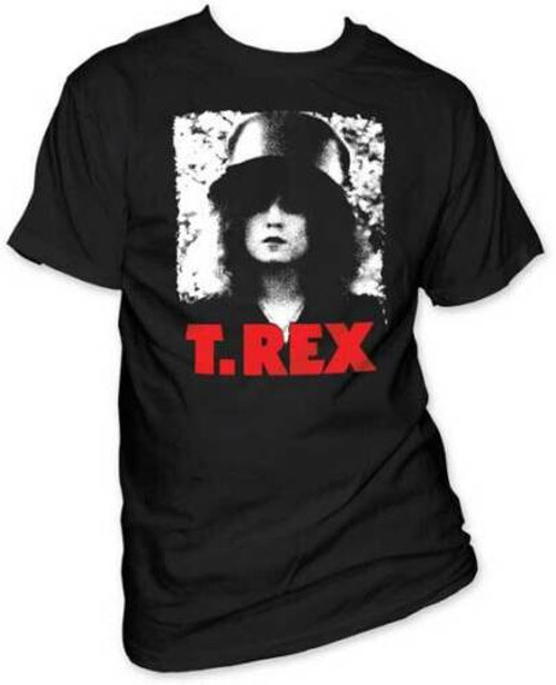 "T. REX ""PIXELLATED"" Mens Unisex T-Shirt - Available Sm to 2x 100% cotton high quality pre shrunk machine washable t-shirt"