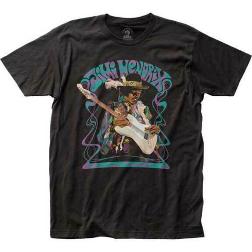 "JIMI HENDRIX ""PSYCHEDELIC HAZE"" Mens Unisex T-Shirt - Available in Sm to 2x 100% cotton high quality pre shrunk machine washable t-shirt"