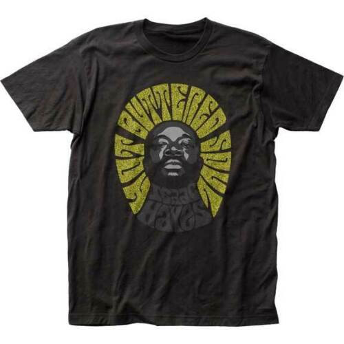 "Isaac Hayes ""Hot Buttered Soul"" Album Mens Unisex T-Shirt -Available Sm to 2x 100% cotton high quality pre shrunk machine washable t-shirt"