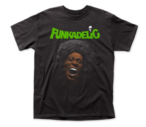 "FUNKADELIC ""Free Your Mind"" Mens Unisex T-Shirt. Available in Sm to 2x 100% cotton high quality pre shrunk machine washable t-shirt"