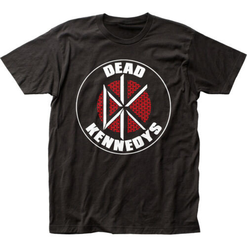 "DEAD KENNEDYS ""Brick Logo"" Mens Unisex T-Shirt - Available in Sm to 2x 100% cotton high quality pre shrunk machine washable t-shirt"