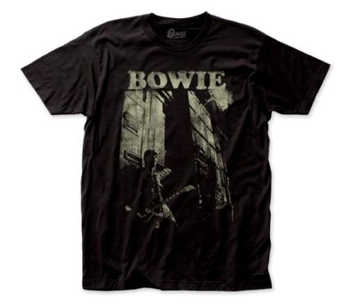 "David Bowie ""Guitar"" Album Cover Mens Unisex T-Shirt -Available Sm to 2x 100% cotton high quality pre shrunk machine washable t-shirt"