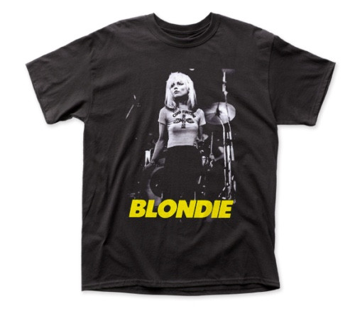 "Blondie (Debra Harry) ""Camp Funtime"" Mens Unisex T-Shirt -Available Sm to 2x 100% cotton high quality pre shrunk machine washable t-shirt"