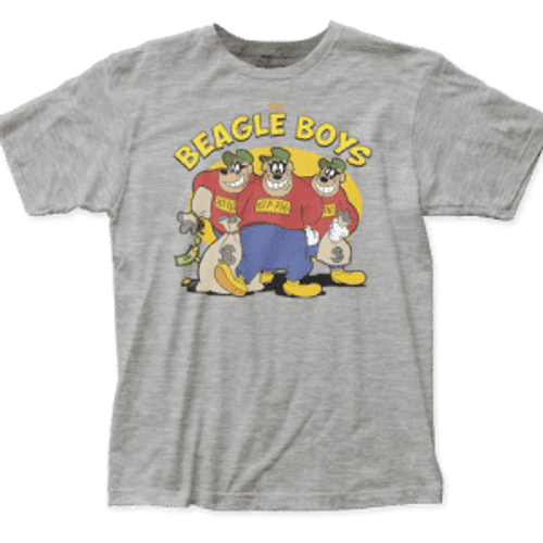 Disney-Beagle Boys 100% Cotton High Quality Pre Shrunk Machine Washable T Shirt