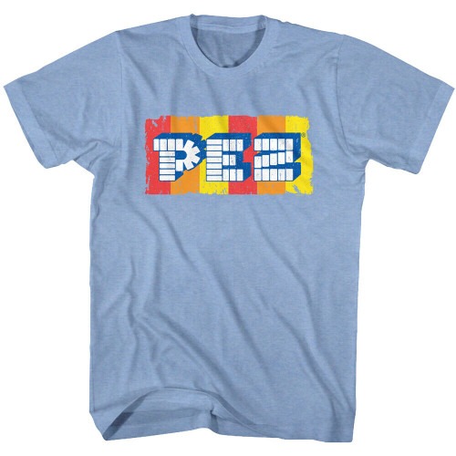 Pez Candy Logo Mens Unisex T-Shirt, Choice Sm to 3x 100% Cotton High Quality Pre Shrunk Machine Washable T Shirt