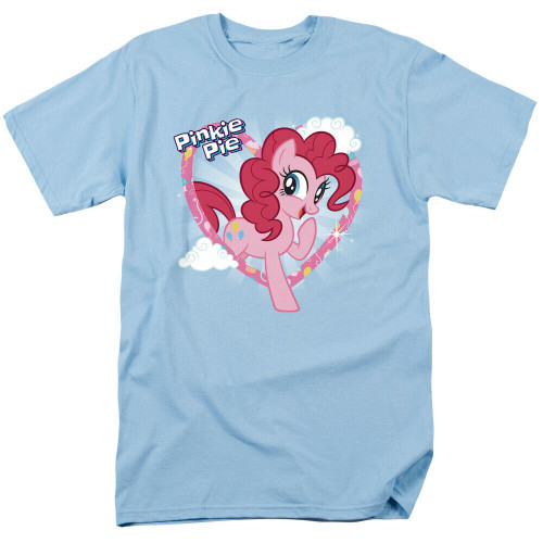 "My Little Pony ""Pinkie Pie"" Mens T-Shirt, Available Sm to 3x 100% Cotton High Quality Pre Shrunk Machine Washable T Shirt"