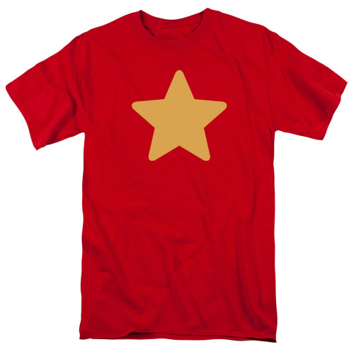 "Steven Universe ""Star"" Mens Adult Unisex T-Shirt -Available in Sm to 3x 100% Cotton High Quality Pre Shrunk Machine Washable T Shirt"