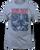 Iron man-mask off 100% Cotton High Quality Pre Shrunk Machine Washable T Shirt