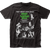 Night of the living dead-Poster 100% cotton high quality pre shrunk machine washable t-shirt