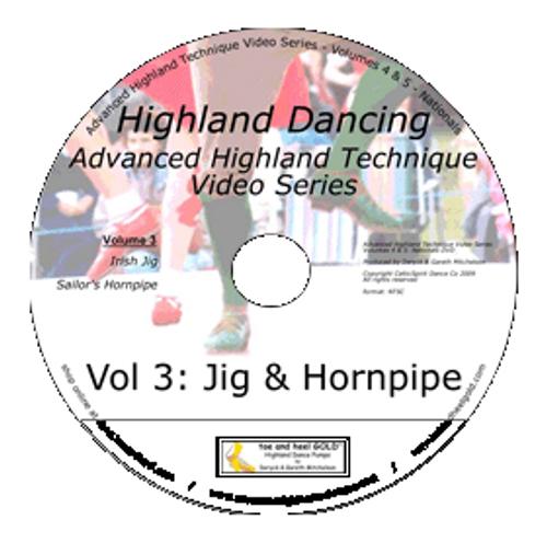 Jig & Hornpipe DVD