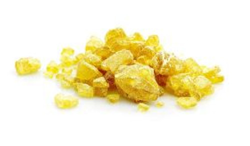 Resin for dance shoes