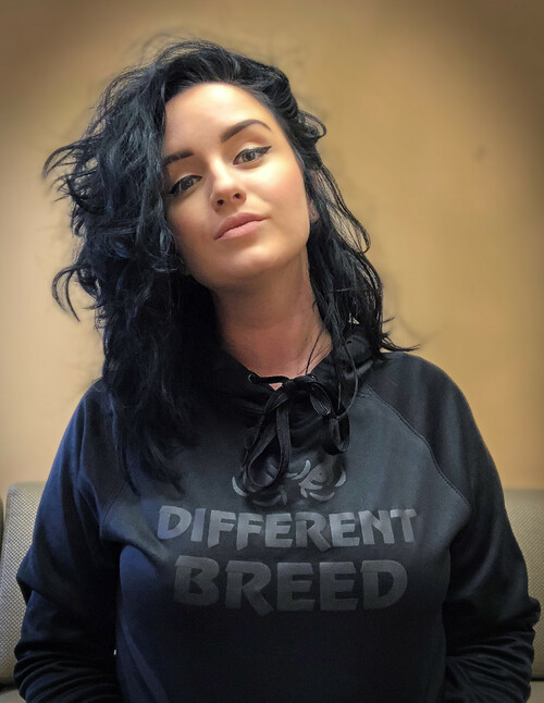 "Queen's ""Different Breed"" Hoodie"