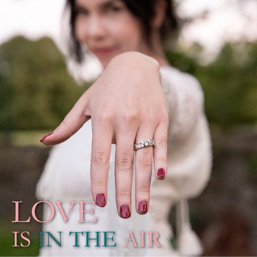 Love is in the Air and Weddings are Back!