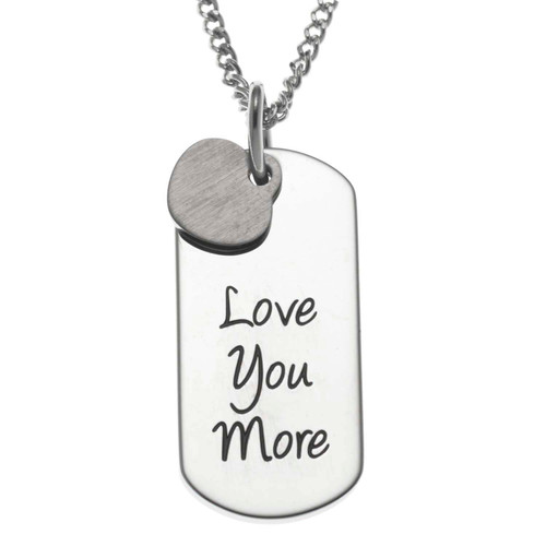 Love-You-More-Dog-Tag-Pendant-Necklace