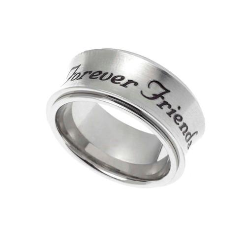 Forever Friends Spinner Ring