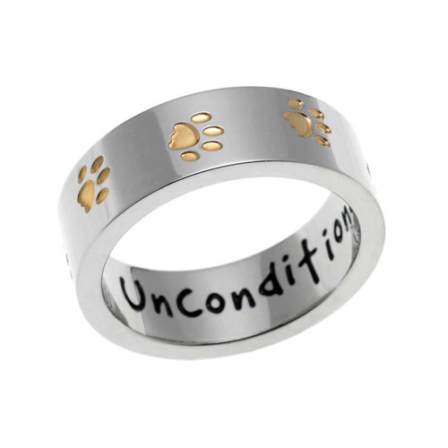 Unconditional Love Pet Ring