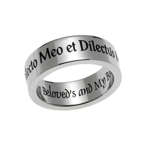 I Am My Beloved's Ring Rings 23 Joyful Sentiments