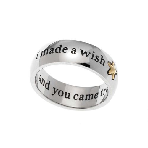 I Made a Wish Ring Rings 23 Joyful Sentiments