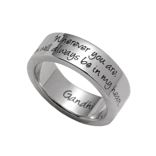 Gandhi-Ring-wherever-you-are-you-are-always-in-my-heart