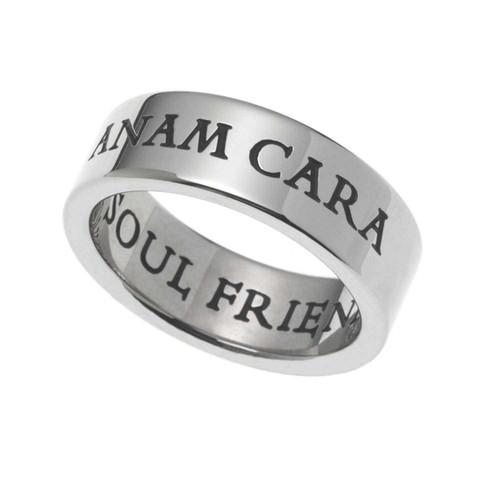 Anam Cara Ring Rings 23 Joyful Sentiments