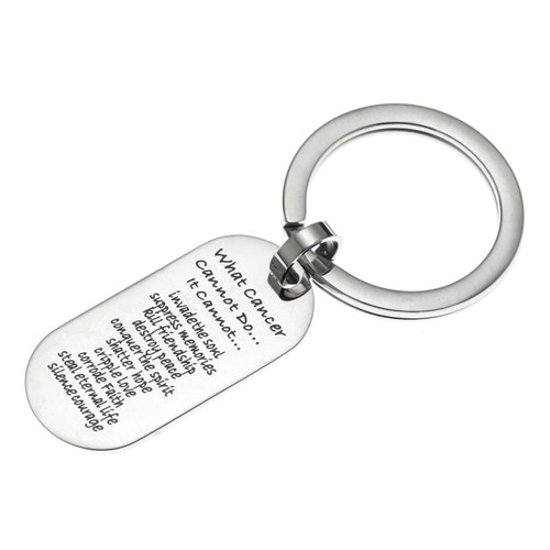What-Cancer-Cannot-Do-Dog-Tag-Key-Ring-key-chain