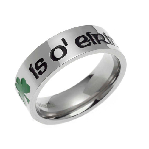 I am Ireland Ring