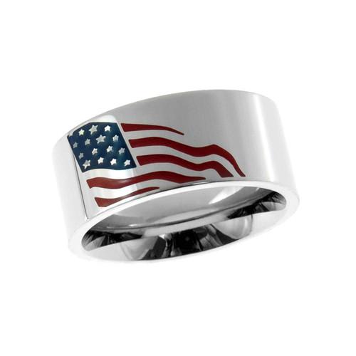 American Flag Ring Rings 13 Joyful Sentiments