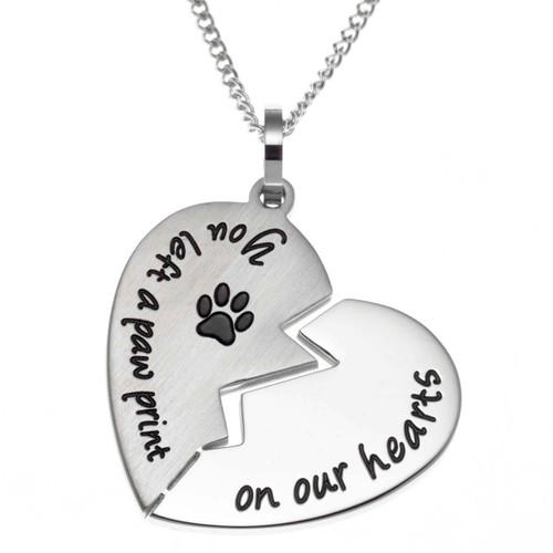 You-Left-A-Paw-Print-Broken-Heart-Pendant-Necklace