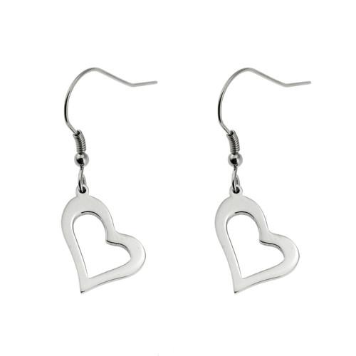 Small-Open-Heart-Fish-Hook-Earrings
