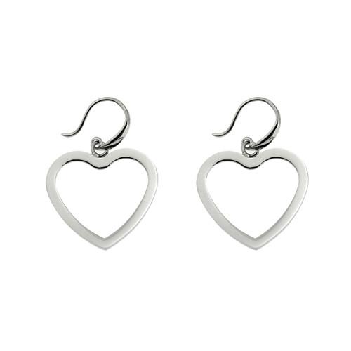 Large-Open-Heart-Fish-Hook-Earrings