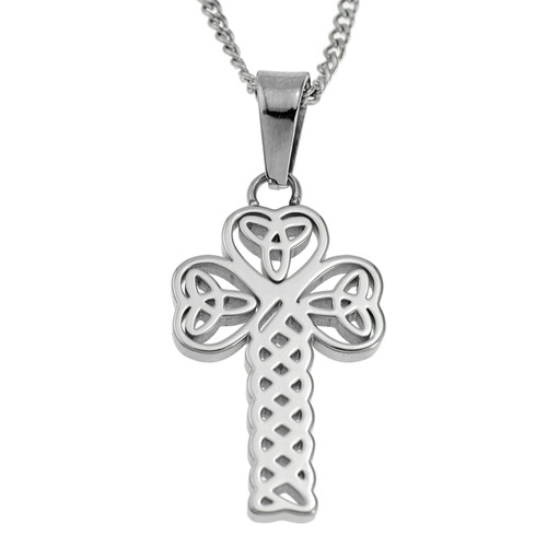 trinity-knot-cross-pendant-necklace