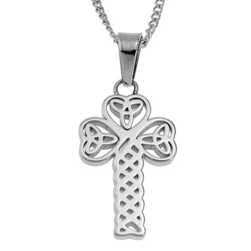 trinity-knot-cross-pendant-necklace