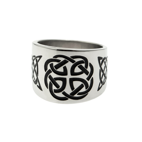 infinity-knot-signet-ring