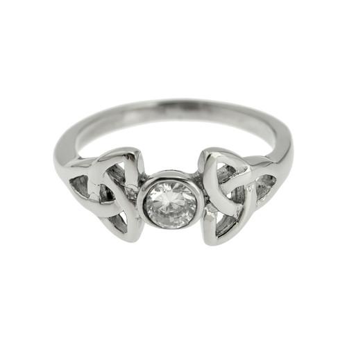 trinity-knot-cubic-zirconia-ring