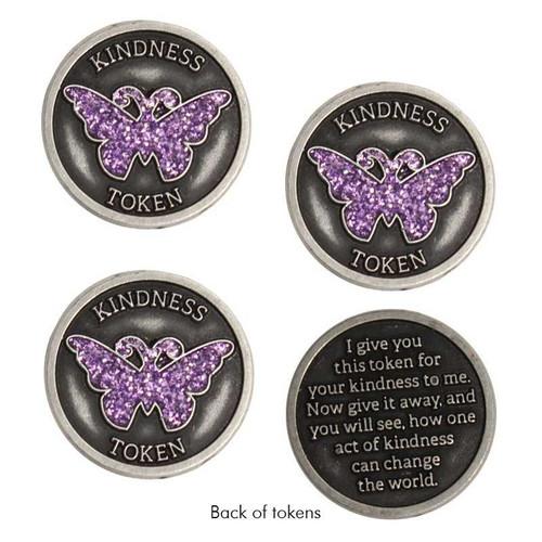 Butterfly Kindness Tokens, Set of 3 Shop All 7.99 Joyful Sentiments