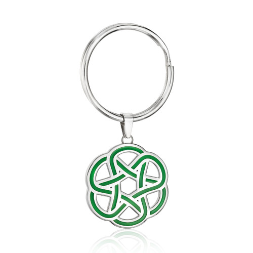 celtic-celtic keyring-irish keyring-irish jewelry-clover keyring-celtic jewelry-celtic gifts-irish gifts