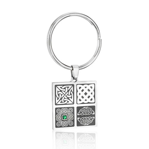 Celtic Symbol Keyring New 20 Joyful Sentiments