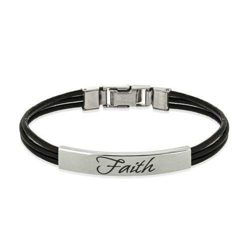 religious bracelet, faith jewelry