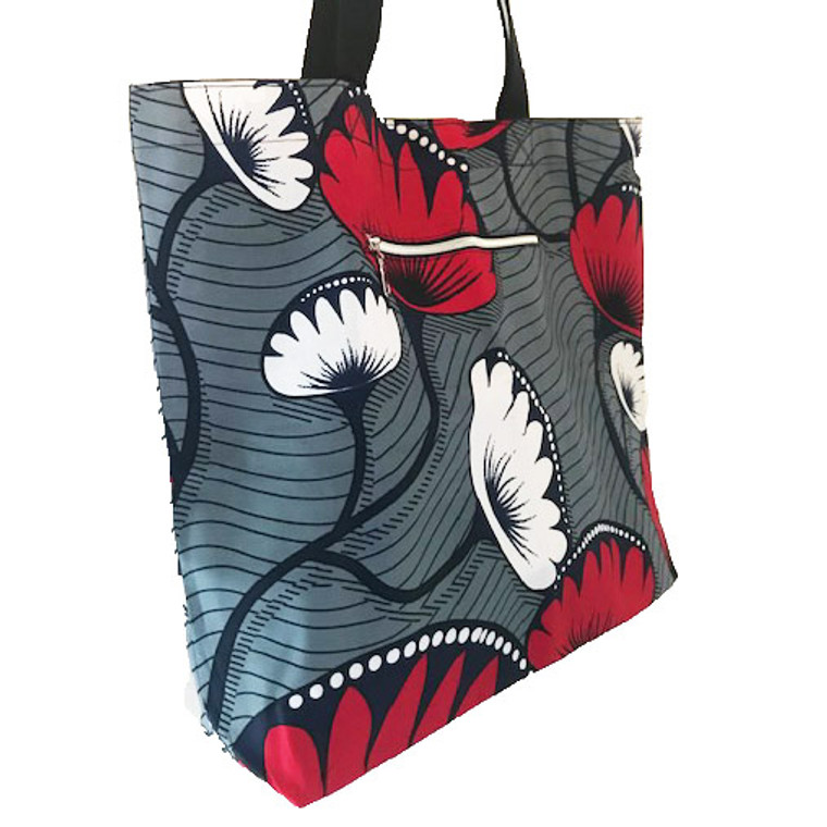 Perspective Large Reversible Tote