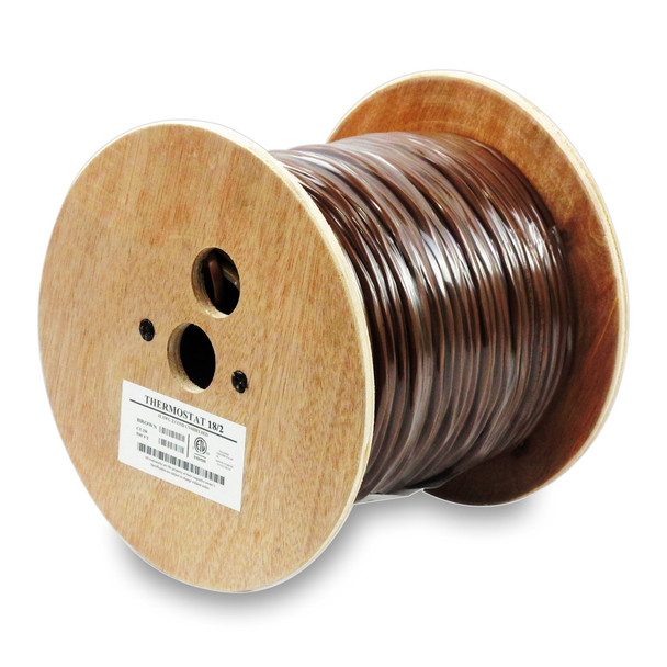 18/2 SOLID COPPER PVC
