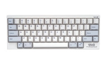 17f5d935cc0 HAPPY HACKING KEYBOARD PROFESSIONAL TYPE-S (WHITE) 45g KEY WEIGHT